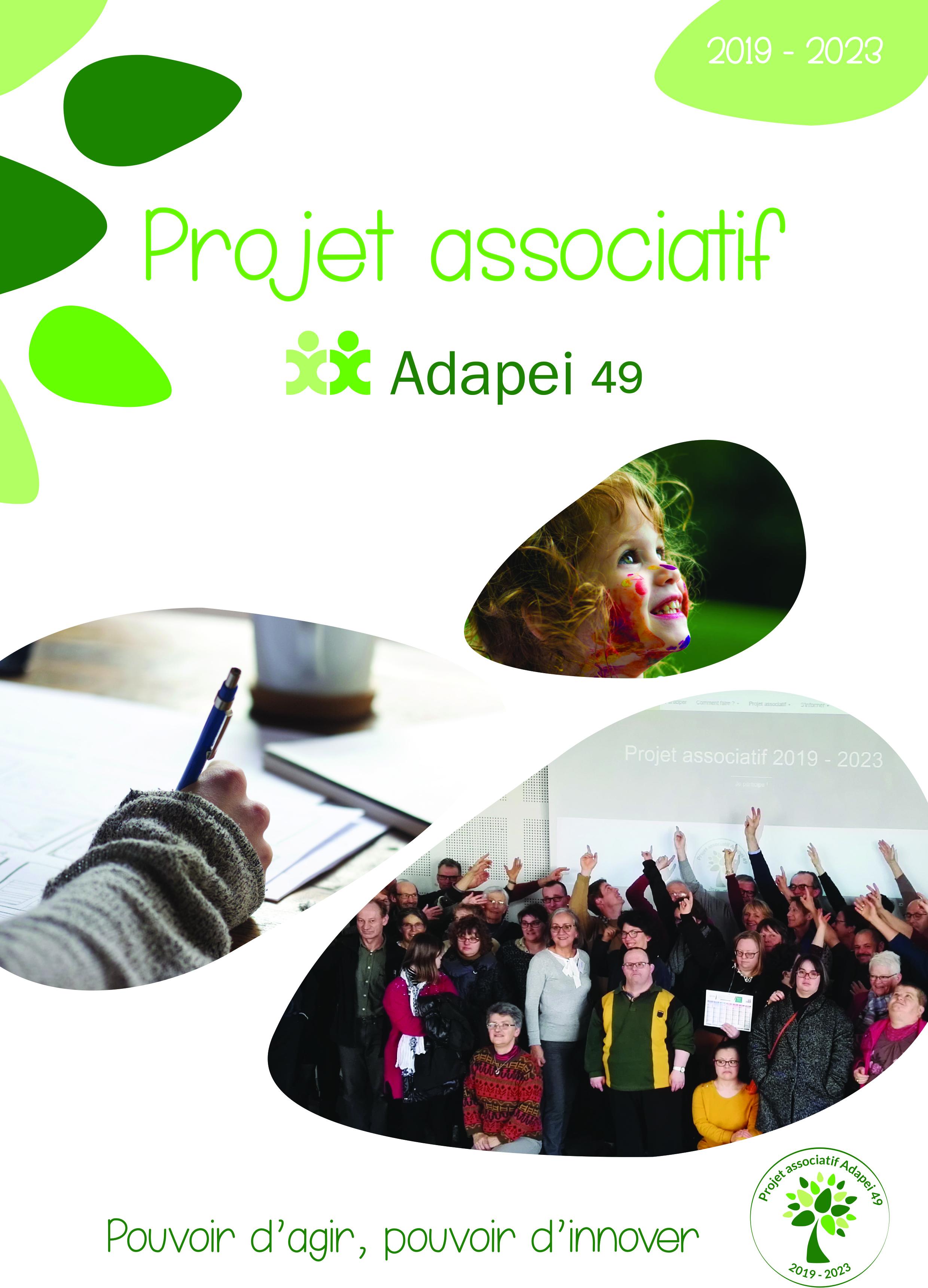 Téléchargez le Projet associatif